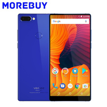 Vernee Mix 2 18:9 MTK6757 Octa Core Smartphone 4 GB RAM 64 GB ROM Táctil de Huellas Dactilares ID Teléfono Móvil 13MP Trasera Dual Cameras 6.0 Pulgadas