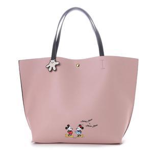 Image 3 - Disney Mickey mouse bezi Çanta Omuz Karikatür lady Tote Büyük Kapasiteli çanta Kadın Çantası moda el çantası omuz
