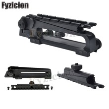 New Style Rifle Gun s Detachable Handle for Shipping and Rear View W / through Picatinny Mount Combo M4 M16 AR15