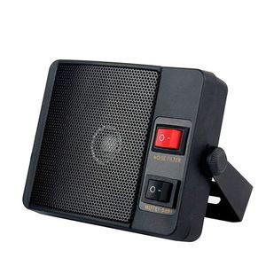 Altavoz externo de TS-750 de diamante de 3,5mm para walkie talkie QYT YAESU ICOM KENWOOD CB Radio de dos vías radio móvil para coche