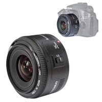 Yongnuo YN35mm F2 35mm F 2 0 AF MF Wide Angle Fixed Lens EF For Canon