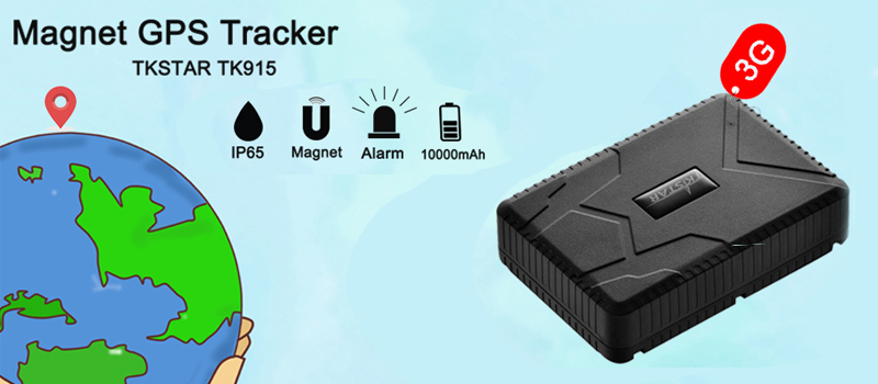 GPS Tracker Car 90 Days Standby TKSTAR TK905 GPS Locator