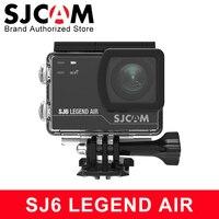 Оригинальная Экшн камера SJCAM SJ6 Legend AIR Sports 4 K Wifi 30 M Водонепроницаемая 1080 P Ultra HD 2 с сенсорным экраном Notavek 96660 Sport DV