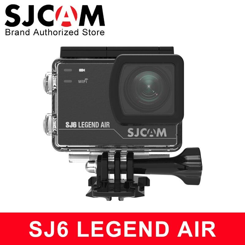 Aufrichtig Original Sjcam Sj6 Legend Air Sport Action Kamera 4 Karat Wifi 30 Mt Wasserdichte 1080 P Ultra Hd 2 Touchscreen Notavek 96660 Sport Dv Sport & Action-videokamera Sport & Action-videokameras