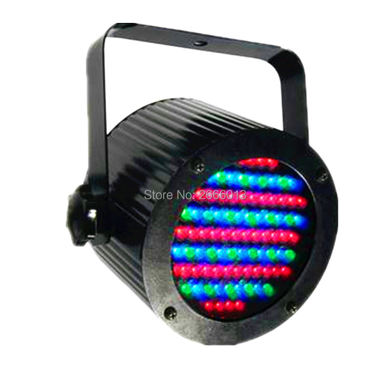 где купить 86PCS LEDs Flat par RGB mixed color Stage Lights dyed wash Effect Disco DJ Bar Effect UP Lighting Show DMX Strobe for Party KTV по лучшей цене