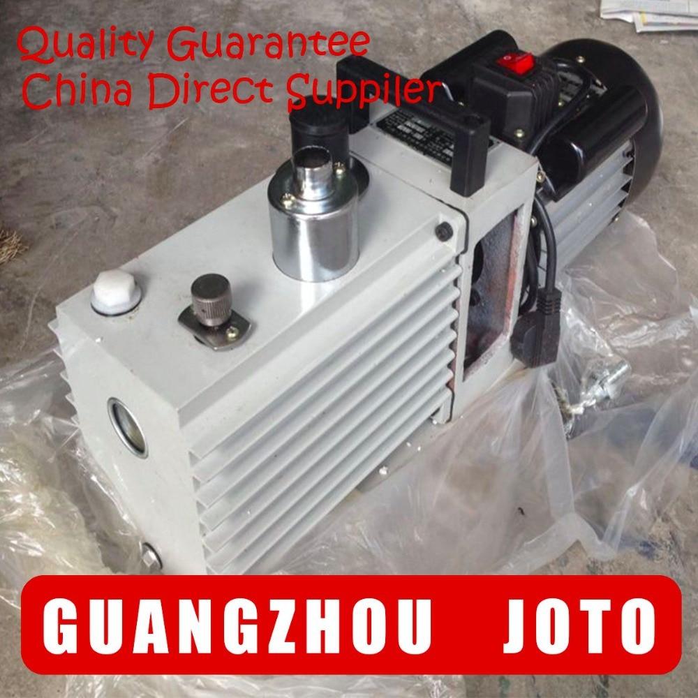 Stainless Steel High Speed Direct Drive Rotary Vane 2XZ-25 vacuum pump  цены