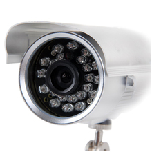 2 Packs Top Quality CCTV camera, DVR Waterproof Outdoor CCTV Security Camera Micro SD/TF Card Night Vision Recorder