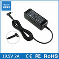 For Sony / svt112a2ww Laptop AC Adapter 19.5V 2A 40W charger Tablet PC Desktop computer adapter
