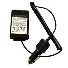 12V adapter ładowarki samochodowej Eliminator baterii dla YAESU dla FT 70DR FT 70D
