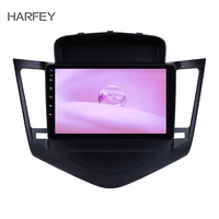 Harfey for 2013 2014 2015 Chevrolet Cruze 9 inch Android 8.1 car multimedia player Radio with GPS Navigation Bluetooth USB OBD2