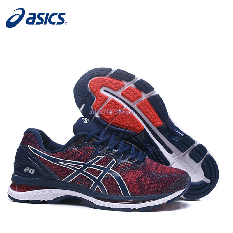 ASICS GEL-Nimbus 20 2019 New Men's Sneakers Outdoor Running Stability Shoes Asic