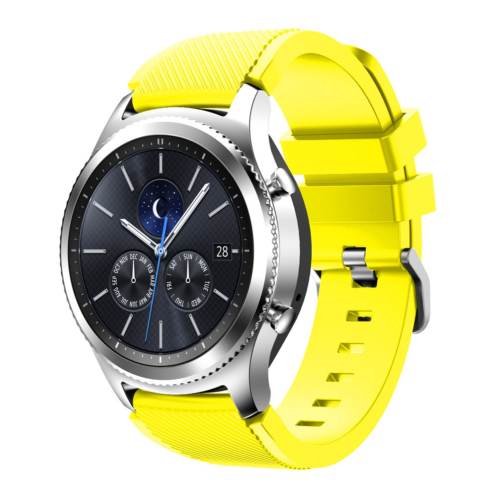 Watch Band dropshipping New Fashion Sports Silicone Bracelet Strap Band For Samsung Gear S3 Classic new design