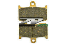 Buy online NAO Brake Pads For TZ 250 (Radial caliper) 2002-2010 Front OEM New High Quality