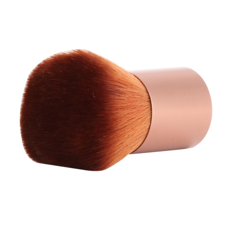 1Pc Beauty Women Powder Brush Single Soft Face Cosmetic Makeup Brush Big Loose Shape maquiagem new arrival hydrogen generator hydrogen rich water machine hydrogen generating maker water filters ionizer 2 0l 100 240v 5w hot