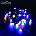 led string light christmas lights indoor New Year ball part led string waterproof decoration christmas light indoor led ball