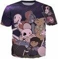 Undertale Pacifist T-Shirt 3d cartoon t shirt galaxy tees women tshirt men tops short sleeve casual vibrant t-shirt