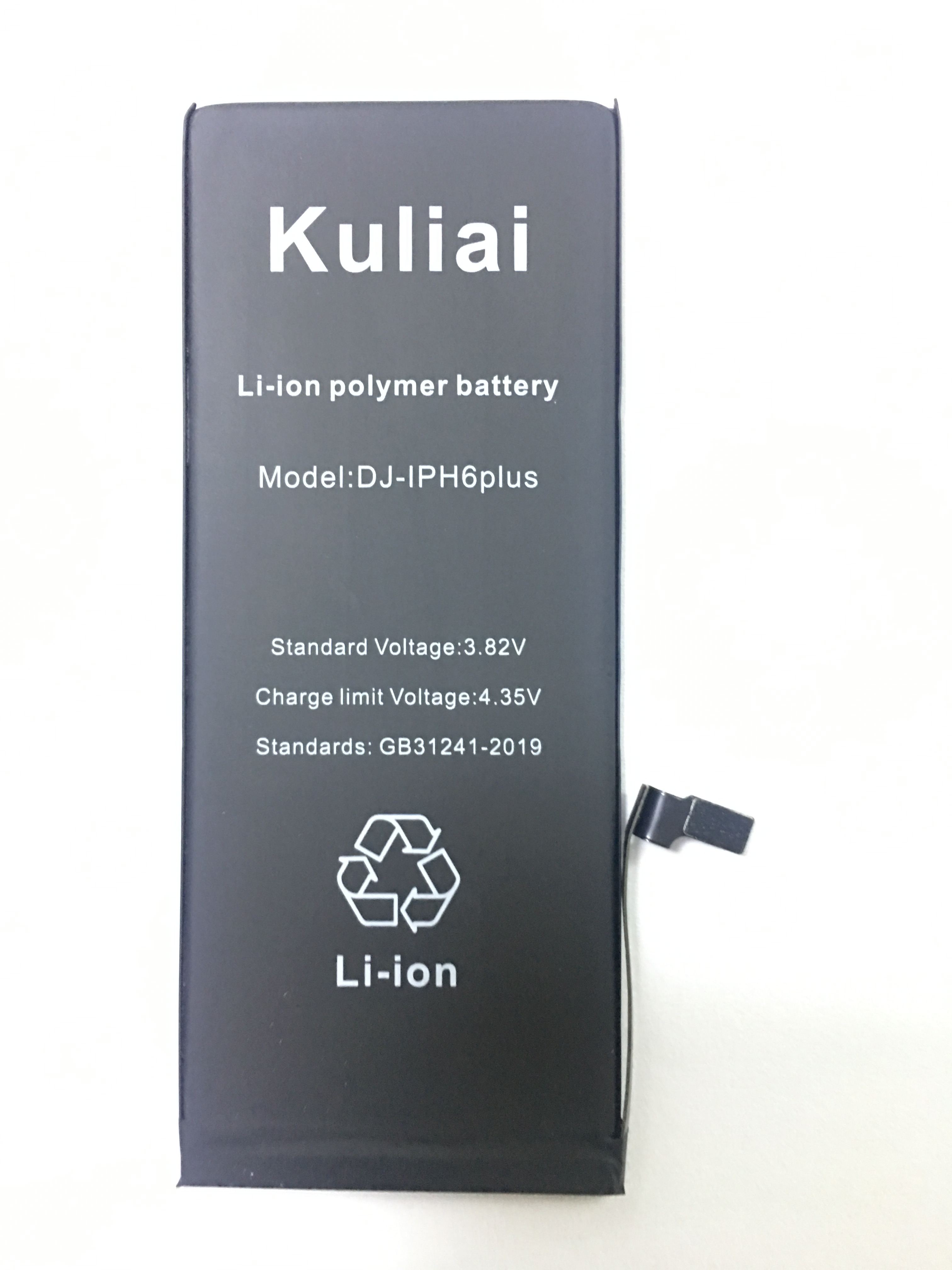 Image 3 - Kuliai オリジナル携帯電話のバッテリー iPhone 6 6 s 6 s プラス 7 5 交換バトリー高容量 4260 mah の内蔵 Bateria の -    グループ上の 携帯電話 & 電気通信 からの 携帯電話電池 の中