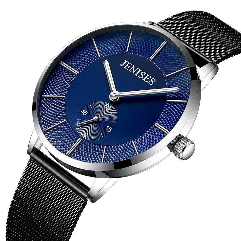 mens relojes de primeras marcas de lujo a prueba de agua luminoso - Relojes para hombres