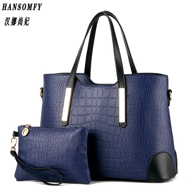 HNSF 100% Genuine leather Women handbags 2017 New female bag fashion fresh spell color picture package Messenger shoulder bag