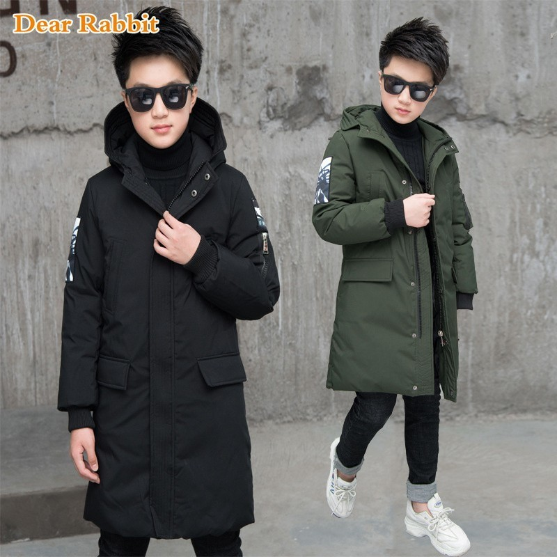 -30 degree childrens parka winter jackets kids clothing 2019 big boys warm down cotton-padded coat thickening outerwear clothes-30 degree childrens parka winter jackets kids clothing 2019 big boys warm down cotton-padded coat thickening outerwear clothes