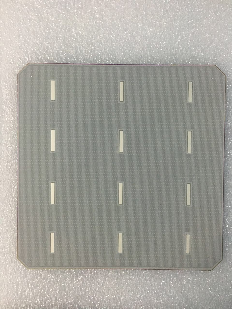 3bb molycristaline célula solar para diy painel solar