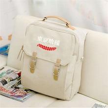 Tokyo Ghoul Mochila Printing Backpacks School Bag