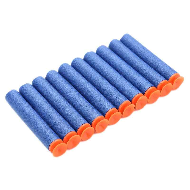 10 stks/partij Refill Darts Speelgoed Pistool Sniper Kogel Blaster Met Zachte Sucker Refill Darts Voor Volwassenen Kinderen Speelgoed