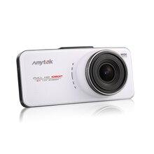 Original Anytek AT66A full HD Novatek 96650 Car Camera DVR Recorder 170 Degree 6G Lens Supper Night Vision Dash Cam