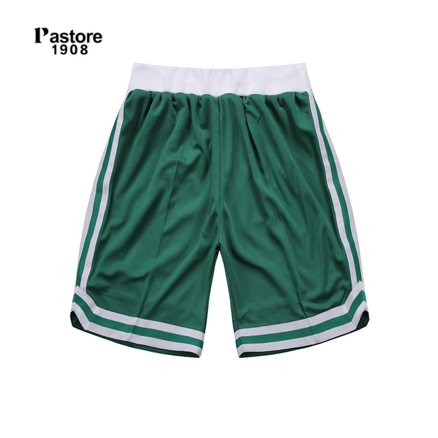 9ff97b115678 ... Pastore1908 brand basketball shorts striped quick dry breathable europe  size S-4XL custom jersey running ...