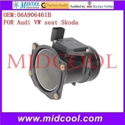 High Quality Auto Parts Mass Air Flow Sensor OEM:06A906461B