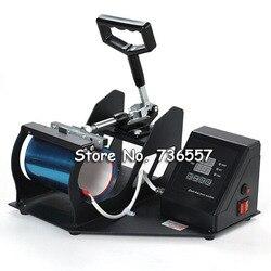 Taza Digital portátil máquina de prensa de calor, Impresión de taza de sublimación
