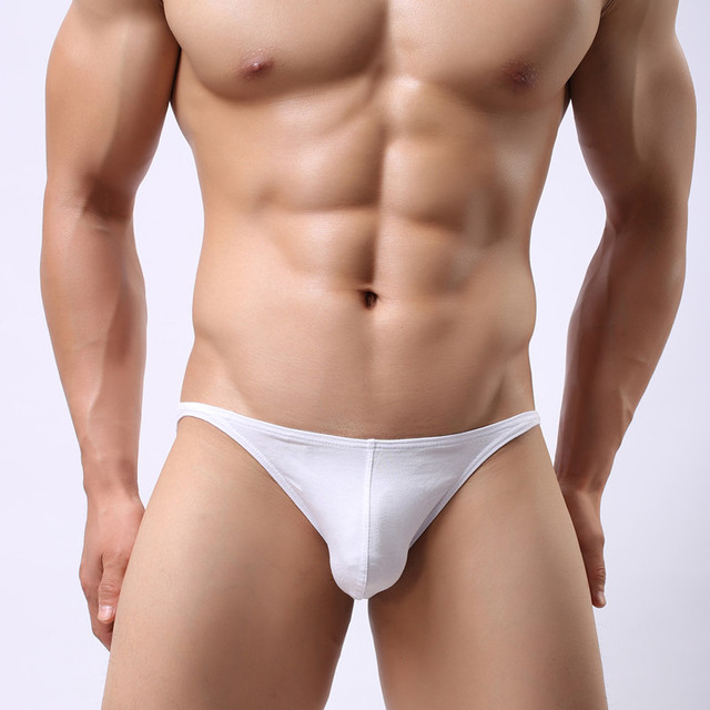 Briefs Pouch U Convex Underpants Modal Cotton