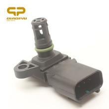 цена на MAP Sensor  Manifold Absolute Pressure Boost Sensor 1490907 5WK9680 1141598 For Ford C-Max Fiesta Focus Volvo C30 S40