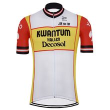 New summer men Retro Cycling Jerseys Short Sleeve Cycling Clothing MTB road Cycling  Wear Bike Clothes 683998a4e