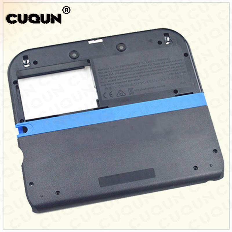 Original Disassemble Side B Housing Shell Case Cover For Nintend 2DS B Surface Shell Lower Casing Case For 2DS Host