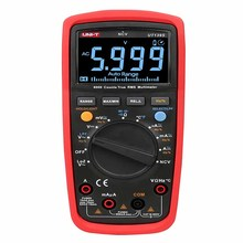 UNI-T UT139S True RMS digital multimeter, LPF (low pass filter)/LoZ impedance input) function/Temperature test EBTN display