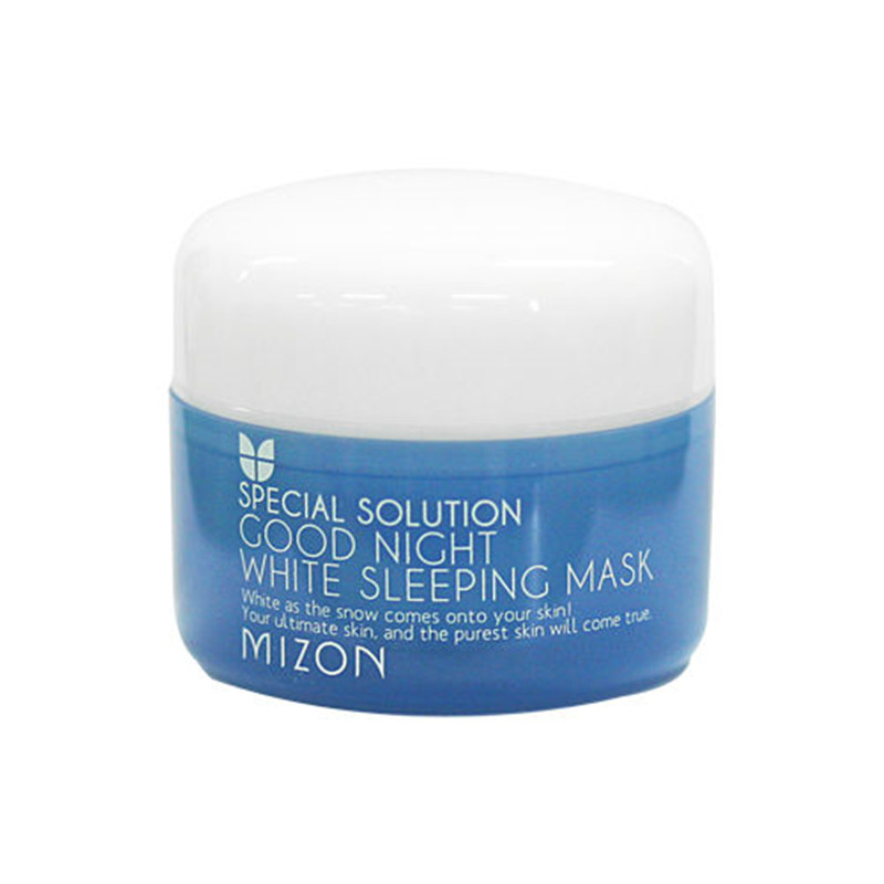 MIZON Good Night White Sleeping Mask 80g Face Mask Whitening Brighten Skin Care Moisturizing Facial Masks Korea Cosmetics