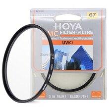 67mm Hoya HMC UV (C) Mince Numérique REFLEX Lentille Filtre Comme Kenko B + W
