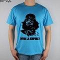 Че Гевара стиль Дарт Вейдер ЗВЕЗДНЫЕ войны футболки с коротким рукавом высокого качества Мода Марка майка мужчины