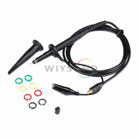 O100 Mini Oscilloscope 100MHz High Voltage 100 1 2000V Probe P4100 With MCX Connector For DSO202