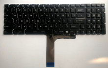 New for MSI CX62 GL62 GL72 GP62 GP72 laptop English US keyboard no backlit & no frame black