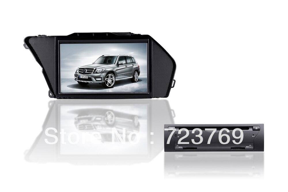 רכב DVD GPS עבור מרצדס בנץ GLK מחלקה X204 - אלקטרוניקה לרכב