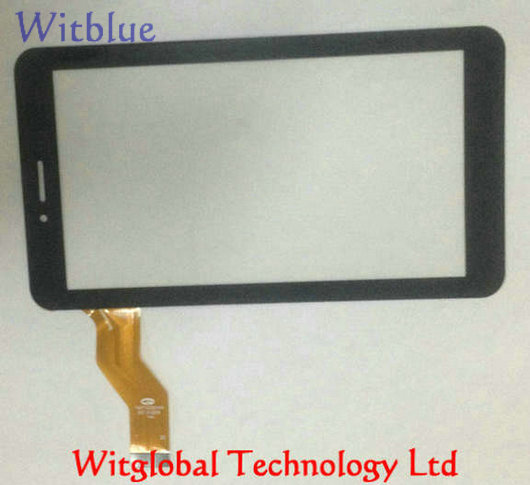 New For 7Inch Tablet PC Digma Optima 7.5 3g TT7025MG Touch Screen Touch Panel Digitizer Glass Free Shipping new 7 inch touch screen glass used on car gps mp4 tablet pc