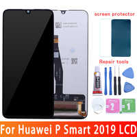 Original für Huawei P Smart 2019 LCD Display Digitizer Montage Touchscreen LCD Display TouchScreen P Smart 2019 Reparatur Teil