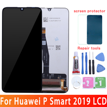 Original for Huawei P Smart 2019 LCD Display Digitizer Assembly Touch Screen LCD Display TouchScreen P Smart 2019 Repair Part 6 21original display for huawei p smart 2019 lcd display screen touch digitizer assembly p smart 2019 display repair parts tool