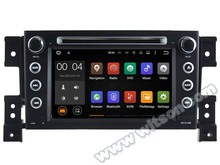 WITSON Android 5.1 Quad Core CAR DVD for SUZUKI GRAND VITARA 2006-2010 CAR STEREO+1024X600 HD +DVR/WIFI/3G+DSP+RDS+16GB flash