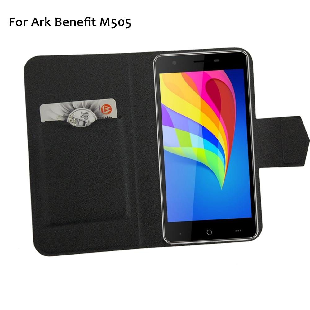 5 barev Hot! Pouzdro na telefon Ark Benefit M505, kožené pouzdro na - Příslušenství a náhradní díly pro mobilní telefony