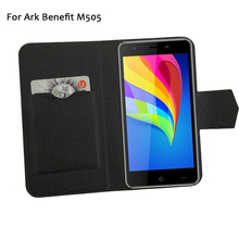5 Colors Hot! Ark Benefit M505 Case Phone Leather Cover,Factory Direct Luxury Full Flip Stand Leather Phone Cases Wallet Bags