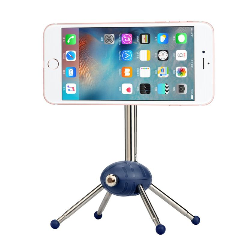 Wopow Лидер продаж 360 градусов вращения Магнитная штатив Стенд держатель мобильного телефона стенд Выдвижная Подставка для Samsung S8 для <font><b>Iphone</b></font> 8