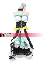 THE IDOLM@STER CINDERELLA GIRLS KAREN HOJO Uniforms Cosplay Costume Custom Made Free Shipping